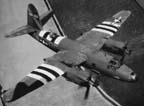 Le Mama Liz - bombardier américain ayant participé au raid aérien sur Sartrouville