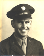 James Weldon Mellody, American airman