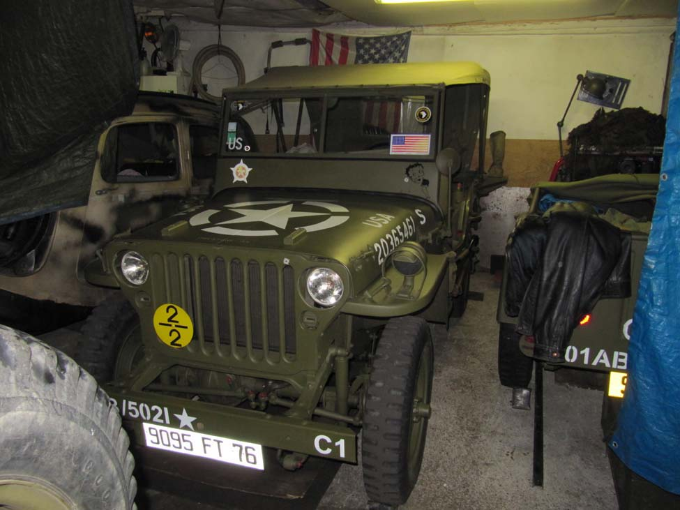 US military Jeep - © armées.com